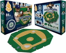 OYO Baseball MLB Generation 1 Team Field Infield Set Seattle Mariners Pre-Order ships March