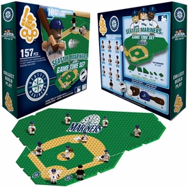 OYO Baseball MLB Generation 1 Team Field Game Time Set Seattle Mariners Pre-Order ships April