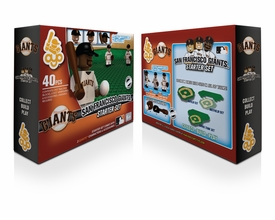 OYO Baseball MLB Generation 1 Team Field Starter Set San Francisco Giants Pre-Order ships July