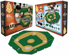 OYO Baseball MLB Generation 1 Team Field Infield Set San Francisco Giants Pre-Order ships March