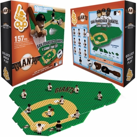 OYO Baseball MLB Generation 1 Team Field Game Time Set San Francisco Giants