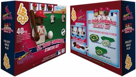 OYO Baseball MLB Generation 1 Team Field Starter Set St. Louis Cardinals Pre-Order ships September