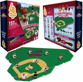 OYO Baseball MLB Generation 1 Team Field Game Time Set St. Louis Cardinals
