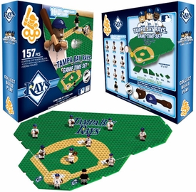 OYO Baseball MLB Generation 1 Team Field Game Time Set Tampa Bay Rays