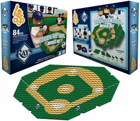 OYO Baseball MLB Generation 1 Team Field Infield Set Tampa Bay Rays Pre-Order ships March