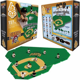 OYO Baseball MLB Generation 1 Team Field Game Time Set Pittsburgh Pirates