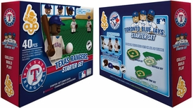 OYO Baseball MLB Generation 1 Team Field Starter Set Texas Rangers Pre-Order ships March