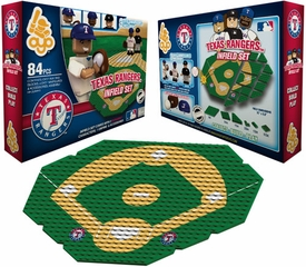 OYO Baseball MLB Generation 1 Team Field Infield Set Texas Rangers Pre-Order ships March
