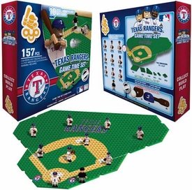 OYO Baseball MLB Generation 1 Team Field Game Time Set Texas Rangers Pre-Order ships April