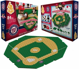 OYO Baseball MLB Generation 1 Team Field Infield Set Washington Nationals Pre-Order ships March