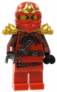 LEGO Ninjago LOOSE Mini Figure Kai ZX [Version 3]