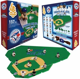 OYO Baseball MLB Generation 1 Team Field Game Time Set Toronto Blue Jays
