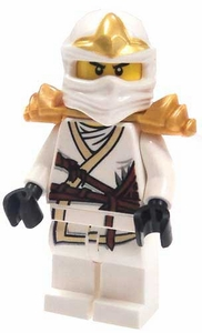 LEGO Ninjago LOOSE Mini Figure Zane ZX