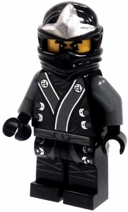 LEGO Ninjago LOOSE Mini Figure Cole [Version 4]