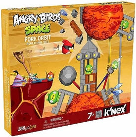 Angry Birds Space K'NEX Exclusive Set #72555 Pork Orbit
