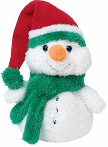 Ty Beanie Baby Jingle Melton The Snowman
