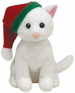 Ty Beanie Baby Jingle Beanies Twinkling the Cat