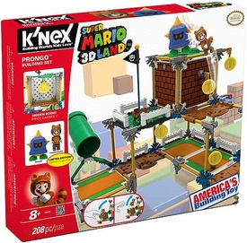 Super Mario K'NEX Set #38625 Prongo