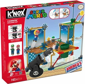 Super Mario K'NEX Set #38673 Cannon