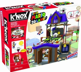 Super Mario K'NEX Set #38529 Ghost House