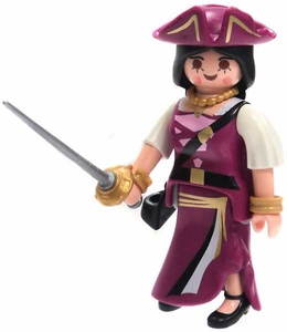 Playmobil Fi?ures Series 4 LOOSE Mini Figure Pirate Queen