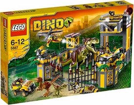 LEGO Dino Set #5887 Dino Defense HQ