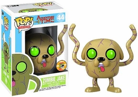 Funko POP! Adventure Time 2013 SDCC San Diego Comic-Con Exclusive Vinyl Figure Zombie Jake