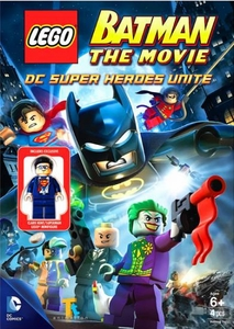 LEGO DC Universe Super Heroes Batman Movie: DC Super Heroes Unite [Includes Exclusive Clark Kent Superman Mini Figure]