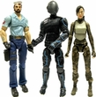 GI Joe  LOOSE Base Figures