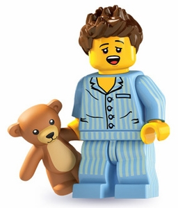 LEGO Minifigure Collection Series 6 LOOSE Mini Figure Sleepyhead