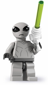 LEGO Minifigure Collection Series 6 LOOSE Mini Figure Classic Alien