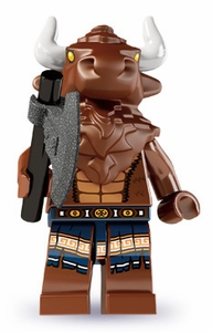LEGO Minifigure Collection Series 6 LOOSE Mini Figure Minotaur