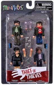 Thief of Thieves Minimate Box Set