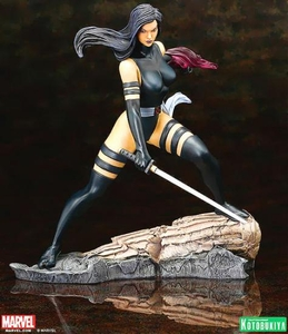 Marvel Kotobukiya 12 Inch Fine Art Statue X-Force Psylocke Pre-Order ships April
