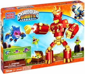 Skylanders Giants Mega Bloks Set #95459 Arkeyan Robot King