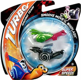Turbo Movie Vehicle 2-Pack Smoove Move vs Whiplash