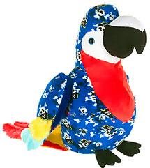 Webkinz Plush Pirate Parrot