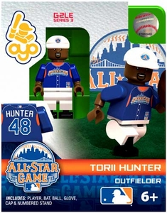 OYO Baseball MLB Generation 2 Building Brick Minifigure Torii Hunter [American League]