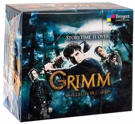 Breygent Grimm Collector Cards Box [24 Packs]