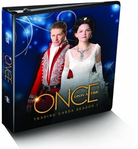 Once Upon A Time Season 1 Trading Card Binder Pre-Order ships March