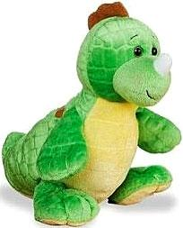 Webkinz Plush Key Lime Dino