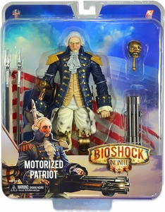 NECA Bioshock Infinite 9 Inch Deluxe Action Figure George Washington
