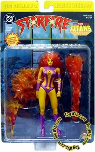 DC Direct New Teen Titans Action Figure Starfire