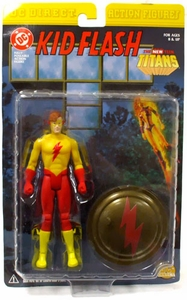 DC Direct New Teen Titans Action Figure Kid Flash