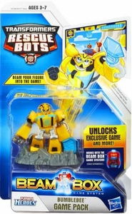 Transformers Rescue Bots Beam Box Game Pack Bumblebee