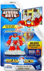 Transformers Rescue Bots Beam Box Game Pack Heatwave
