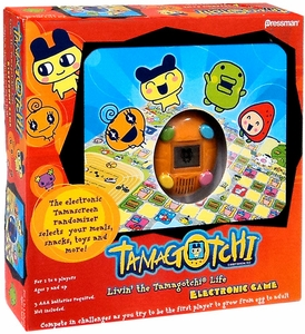 Tamagotchi Electronic Board Game Livin' the Tamagotchi Life