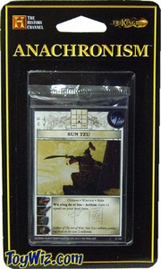 Anachronism Card Game Warrior Pack Chinese Sun Tzu BLOWOUT SALE!