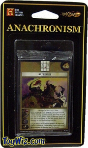 Anachronism Card Game Warrior Pack Mongol Subedei BLOWOUT SALE!