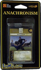 Anachronism Card Game Warrior Pack Mongol Khutulun